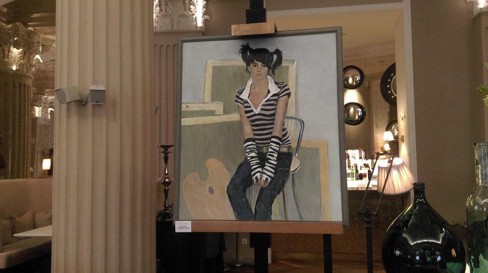 Картина Ирины Токаревой